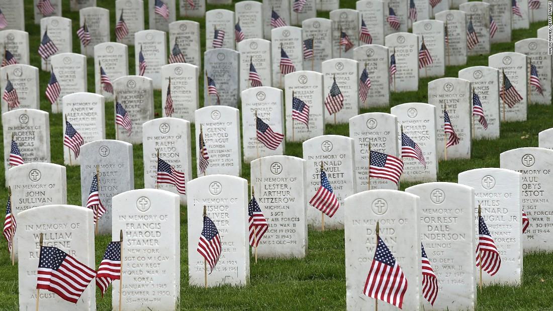 Arlington National Cemetery Fast Facts CNN - Arlington cemetery on us map
