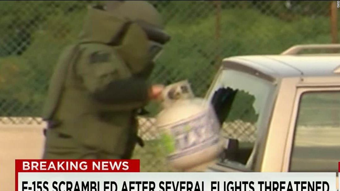 FBI investigates threats against Memorial Day flights