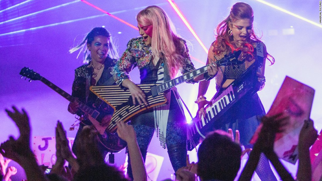 "The '80s cartoon ""Jem and the Holograms"" is making the jump to live action and the big screen in October."