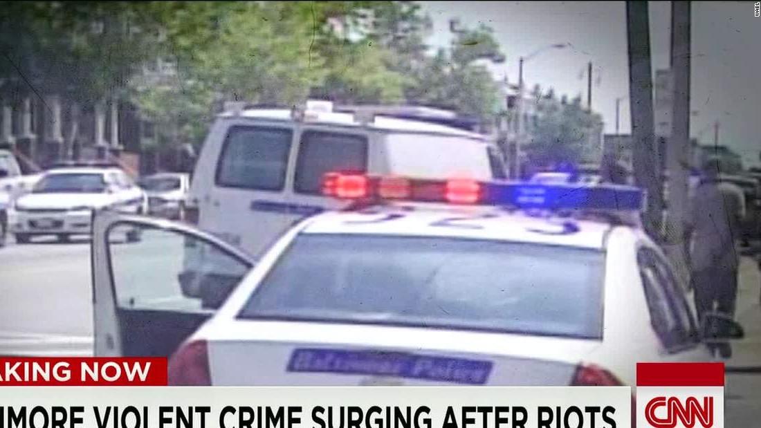 Baltimore police cancel leave ahead of Freddie Gray pretrial hearings