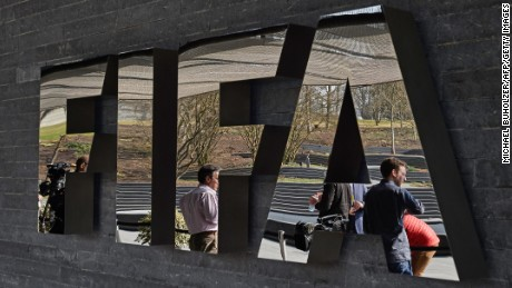 Dark clouds loom over FIFA ahead of 2018 draw
