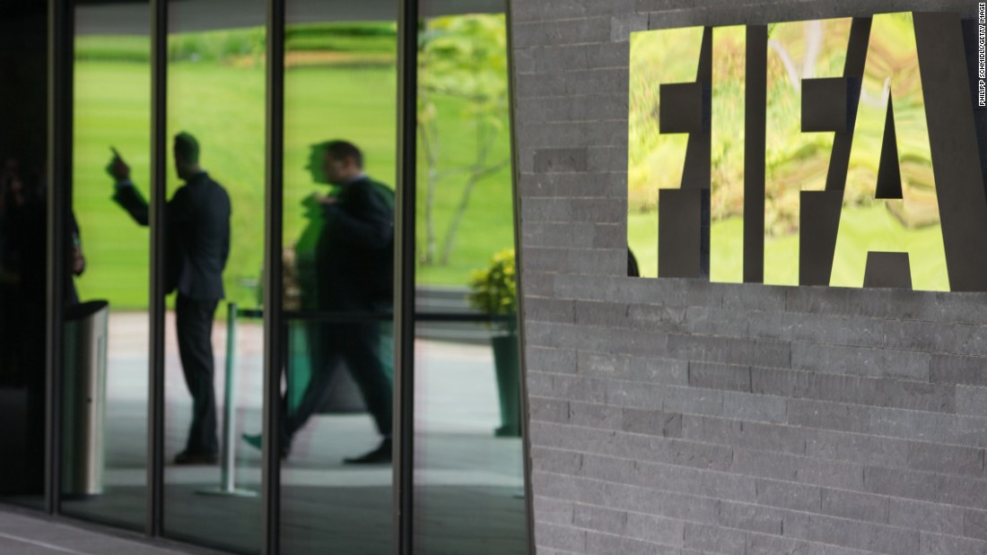 "FIFA lodges a<a href=""http://www.fifa.com/governance/news/y=2014/m=11/news=awarding-of-the-2018-and-2022-world-cup-hosting-rights-fifa-lodges-cri-2476219.html"" target=""_blank""> criminal complaint</a> with the Swiss judiciary <a href=""http://cnn.com/2014/11/18/sport/football/fifa-criminal-complaint-world-cup/"">relating to the ""international transfers of assets</a> with connections to Switzerland, which merit examination by the criminal prosecution authorities."""