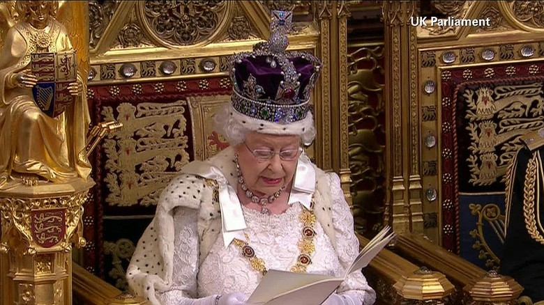 Behind the pomp and circumstance of the Queen's Speech