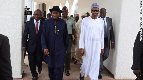 Nigeria to undergo first peaceful transfer of power