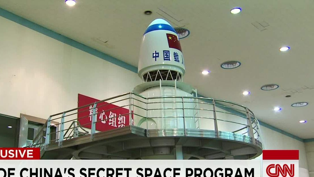 Chinese astronaut calls for cooperation, access to International Space Station