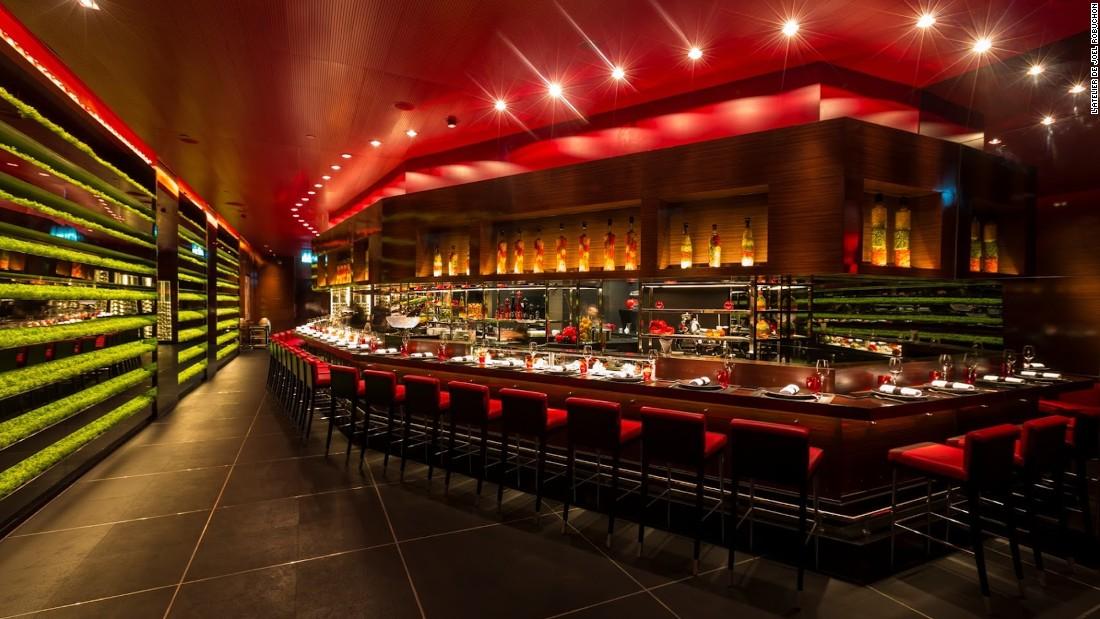 Bangkoks Best New Restaurants CNN Travel - Top 10 expensive michelin starred restaurants world