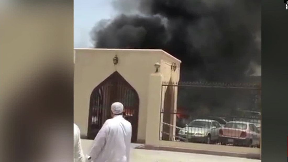 ISIS claims 2nd Saudi mosque attack