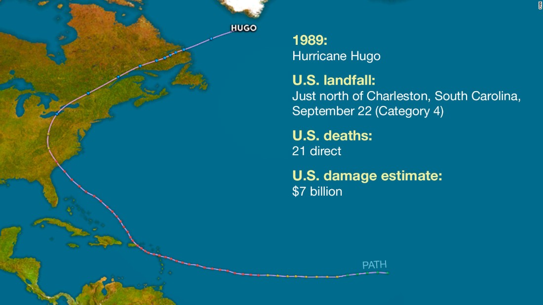Hurricane Statistics Fast Facts  CNN