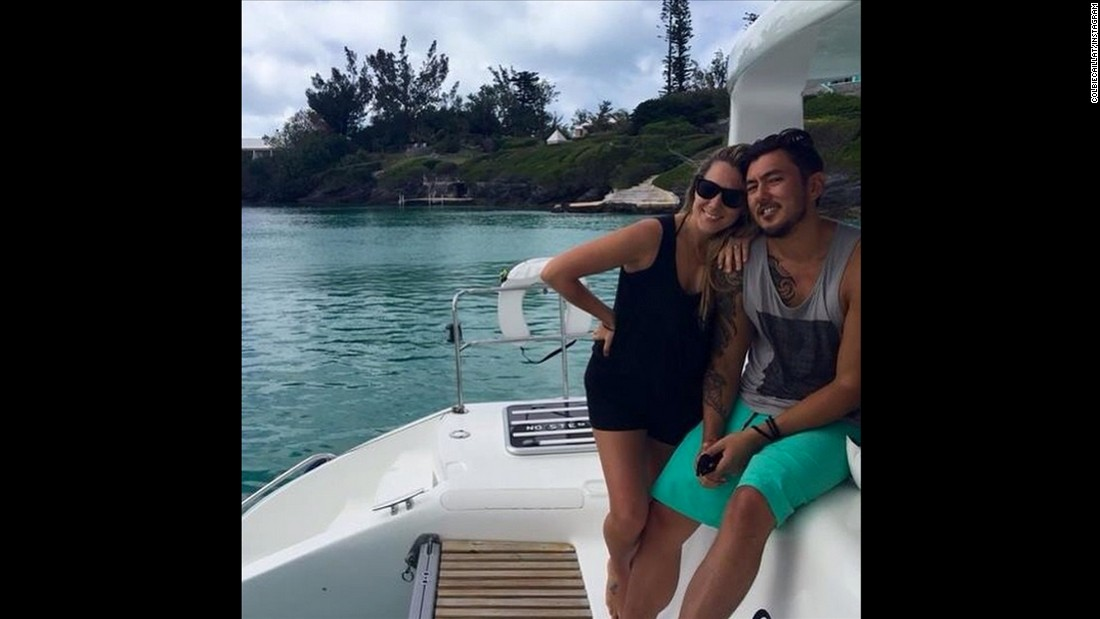 "Singer Colbie Caillat announced her engagement to longtime boyfriend Justin Young. ""This sweet man asked me to be his lobster....and I said yes,"" she said in images posted on Facebook and Instagram."