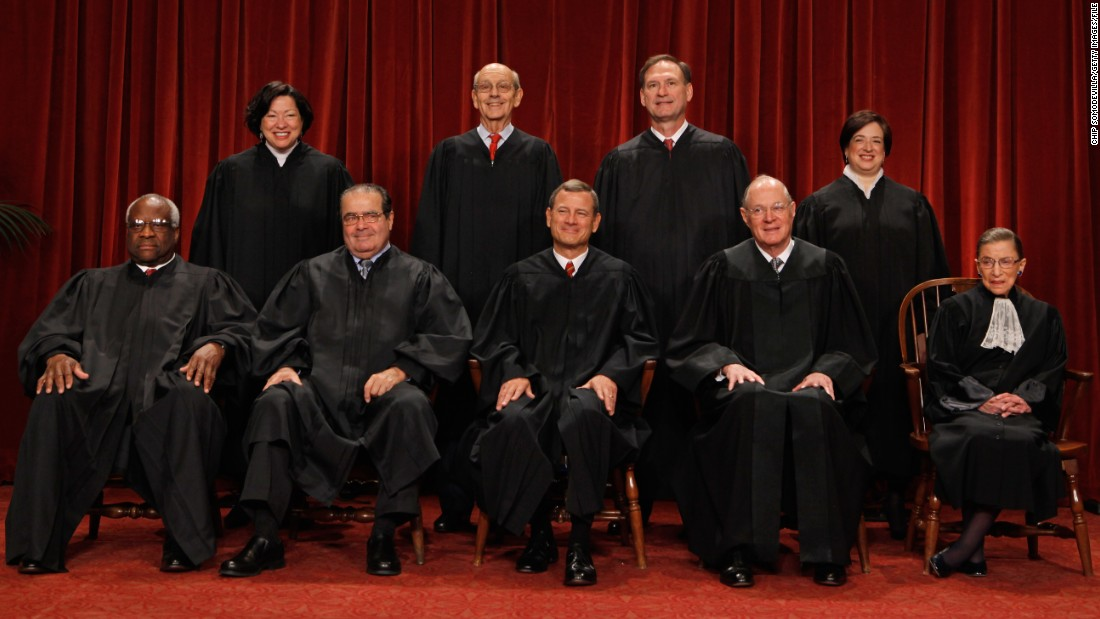 Top US Supreme Court Decisions Fast Facts - CNN