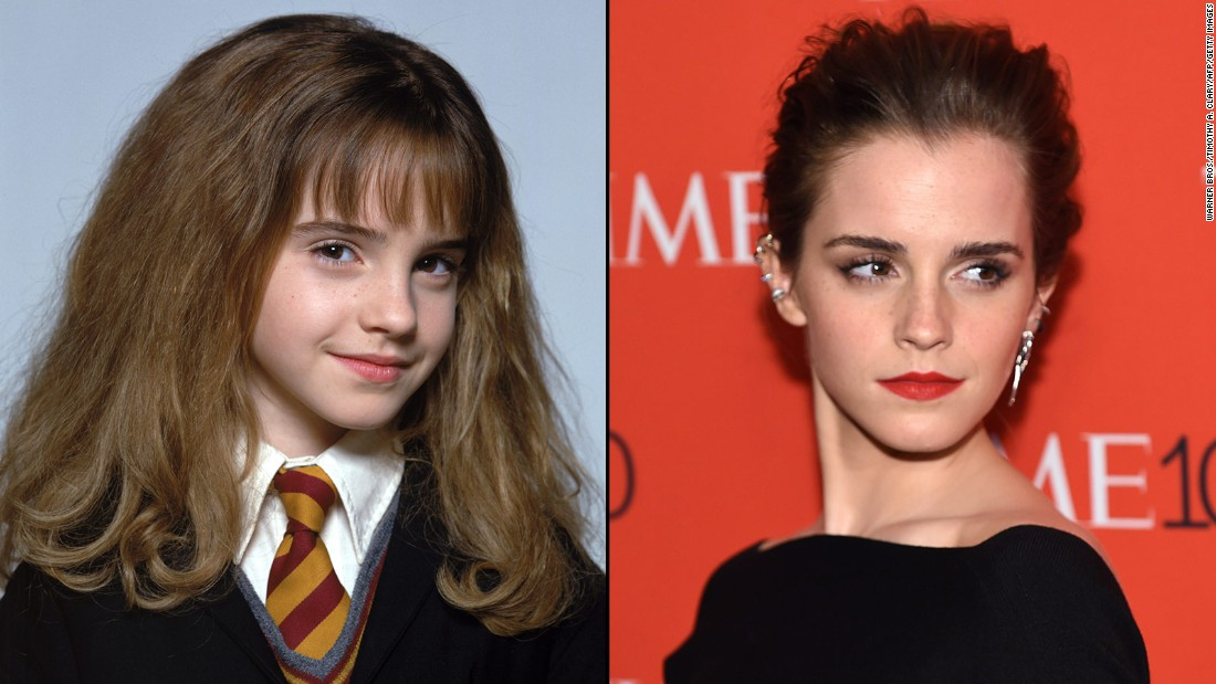 'Harry Potter' cast: Where are they now? - CNN