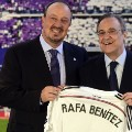 Rafa Benitez Real Madrid 3