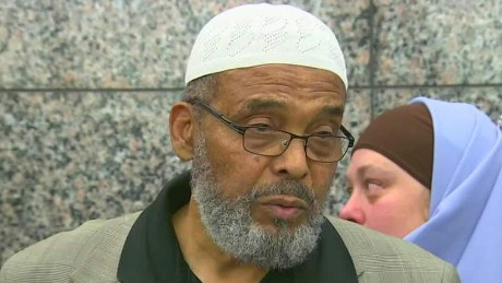 Boston Imam: Suspect not shot in the back