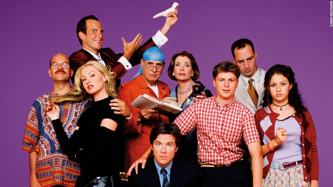 "Netflix revived ""Arrested Development"" in 2013, years after the show had three seasons on Fox."