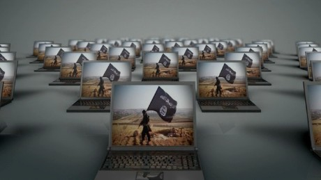 ISIS fight needs to go digital
