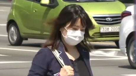 1,396 people quarantined in South Korea