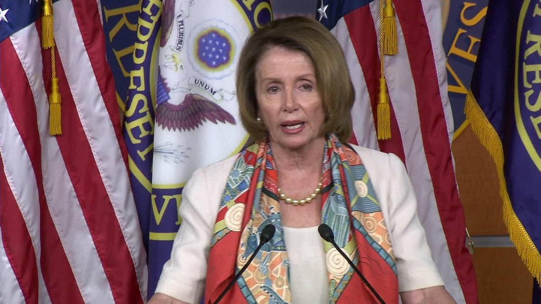 Pelosi blames Petraeus for setbacks in ISIS fight