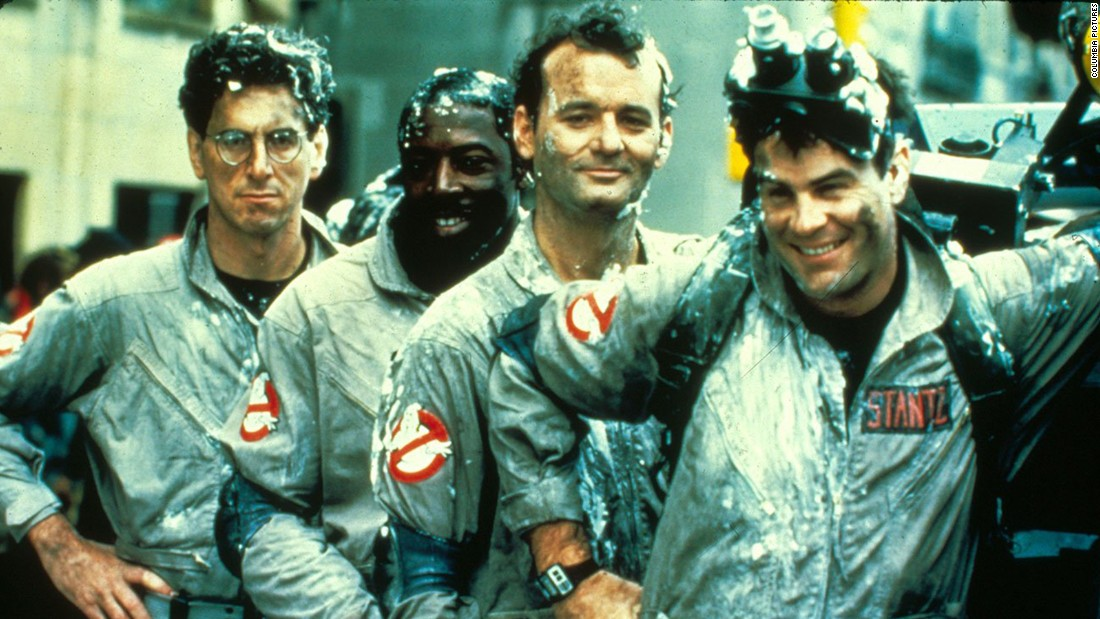 "<strong>""Ghostbusters""</strong>: Who you gonna call? Fans still can't get enough of this movie about a group of guys who clean up spirits. An all-female version is forthcoming. <strong>(Amazon Prime)</strong>"