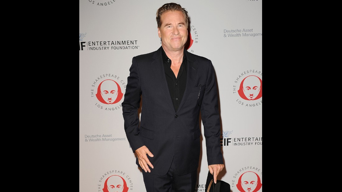 "Women aren't the only ones body-shamed. After friends encouraged actor Val Kilmer to post a photo of his weight loss, <a href=""https://www.facebook.com/valkilmer/posts/891008207597555"" target=""_blank"">he took to Facebook</a> to say, ""Can't win in this crazy town. Too heavy for too many years and now gossip says, too thin!"""