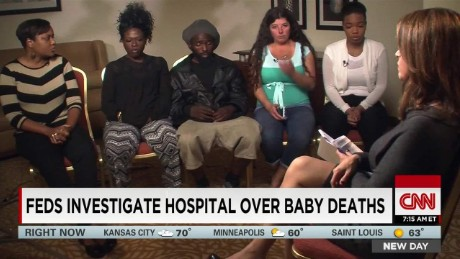Feds investigate hospital over baby deaths