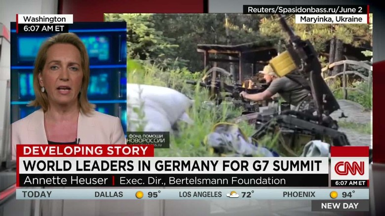 World leaders meet in Germany for G7 Summit_00013911