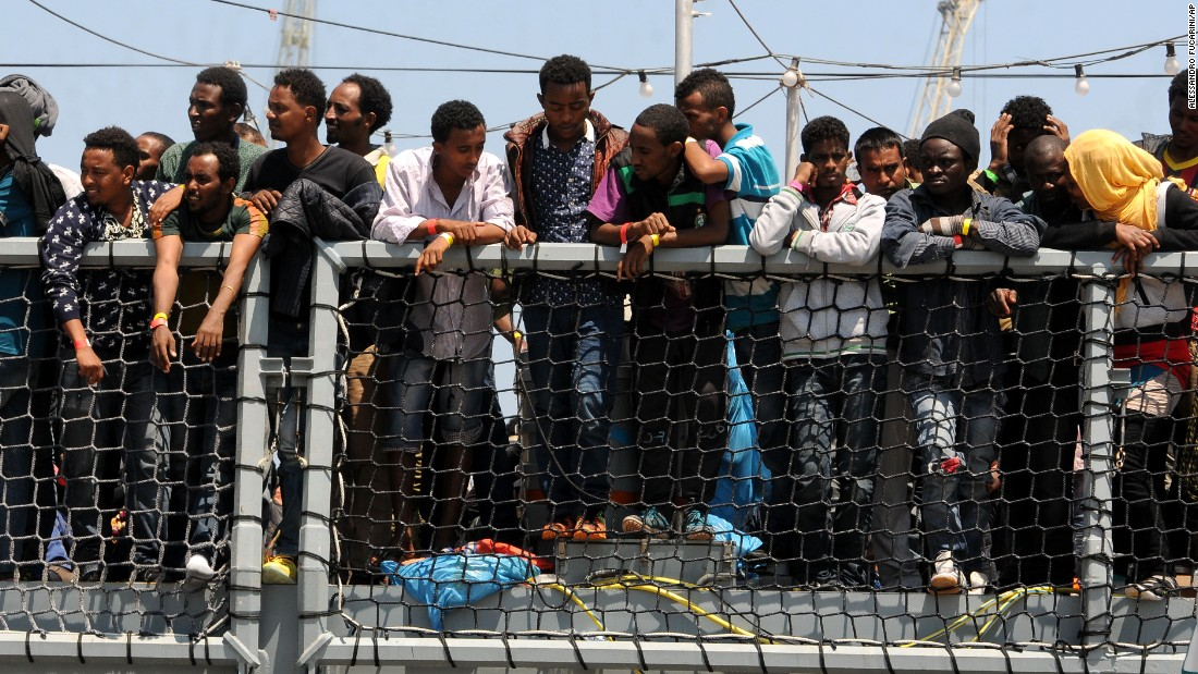 EU military operation against human smugglers shifts to 'active' phase