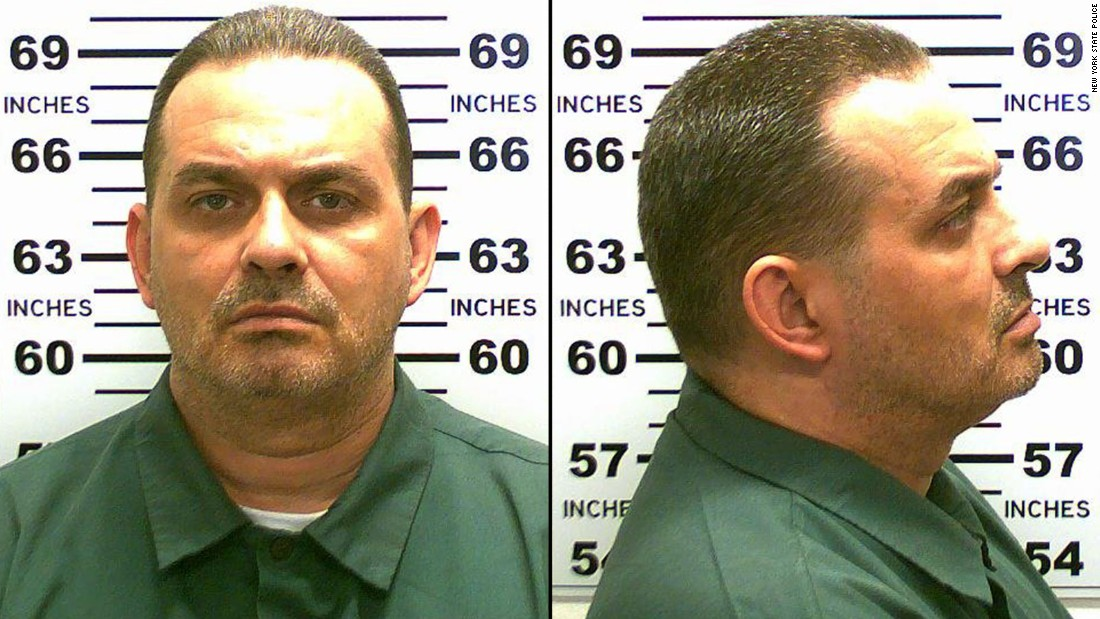 New York prison break: Inmate gave painting to prison worker before escape