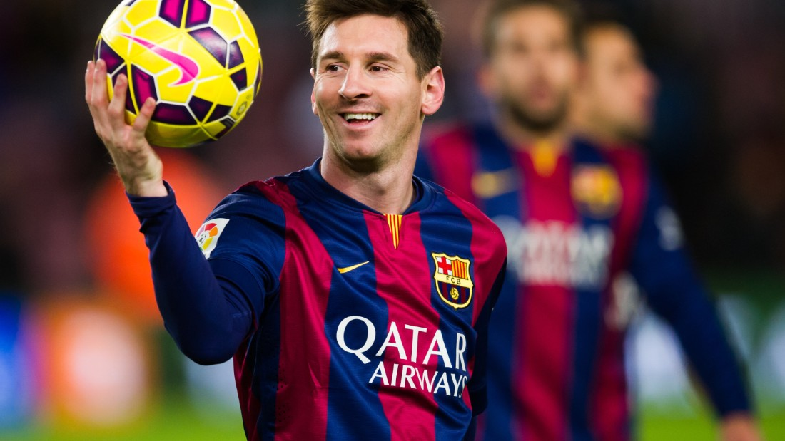 Lionel Messi: Argentine's 'zoo' dress code causes stir