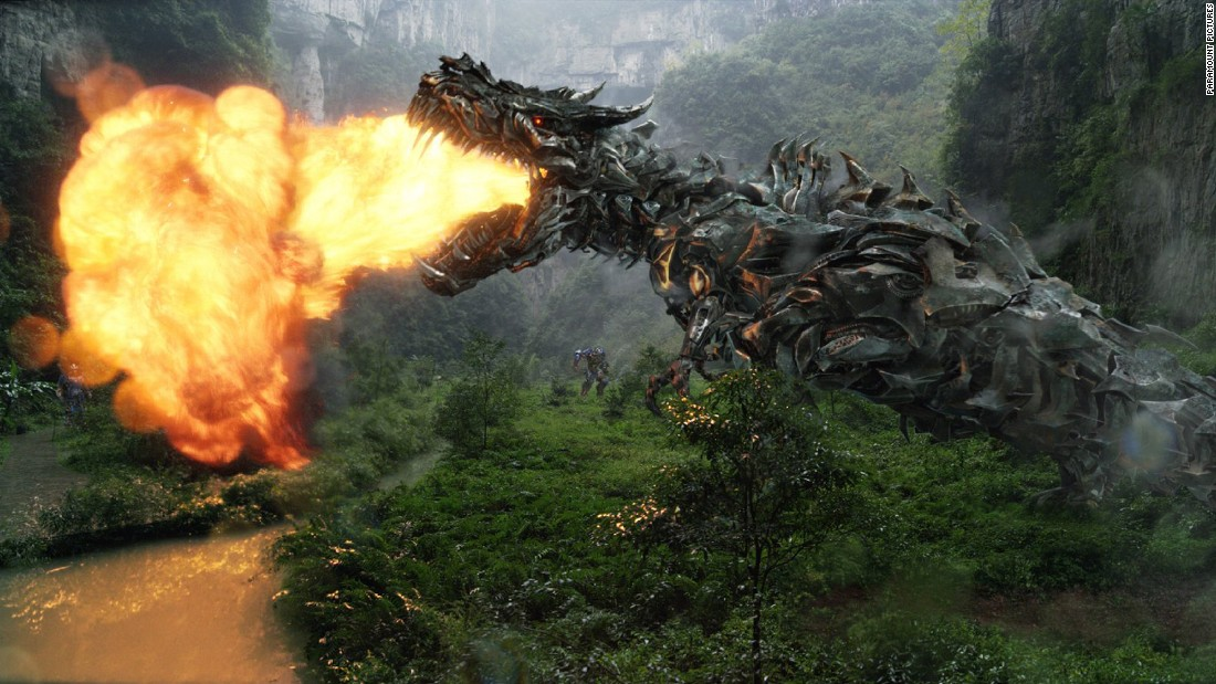 """Transformers Age of Extinction"" (2014)"