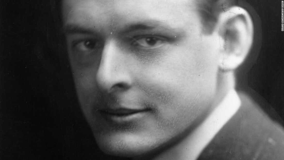 "Although born in Missouri, <strong>T.S. Eliot </strong>(1888-1965) moved as a young man to England, where he spent the rest of his life. Acclaimed for such complex, modernist masterpieces as ""The Love Song of J. Alfred Prufrock"" and ""The Waste Land,"" Eliot received the Nobel Prize in Literature in 1945. Every time someone says ""April is the cruelest month,"" they're quoting Eliot."