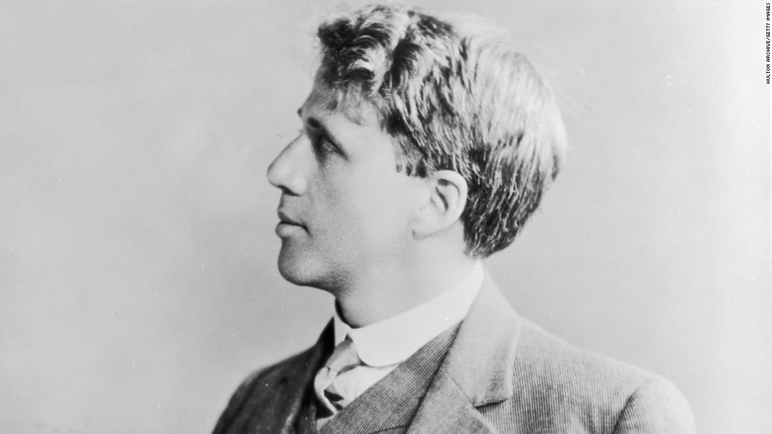 "The Pulitzer Prize-winning poems of <strong>Robert Frost</strong> (1874-1963) were rooted in the rural imagery of his beloved New England. His best-known poems, including ""The Road Not Taken"" and ""Stopping By Woods on a Snowy Evening,"" have inspired countless school-yearbook quotes."