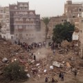 sanaa destroyed