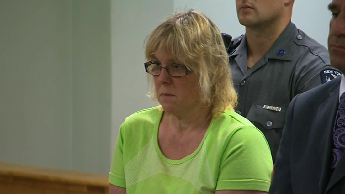 New York prison worker Joyce Mitchell charged with helping inmates escape
