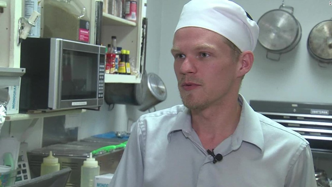 Utah cook victim of arson, assault, robbery, homophobic threats