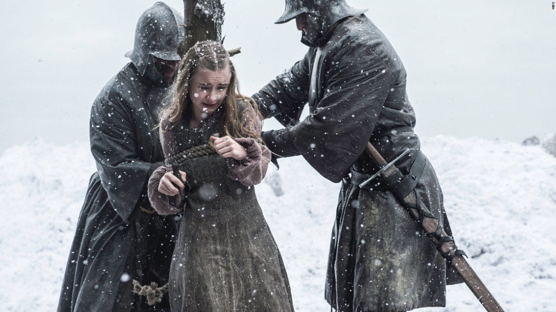 "<a href=""http://www.hollywoodreporter.com/live-feed/game-thrones-shireen-baratheon-death-800862?cnn=yes"" target=""_blank"">The brutal death</a> of the young and innocent Shireen during Season 5 of ""Game of Thrones"" did not sit well with some fans. The series seems to have a knack for disturbing viewers, though <a href=""http://www.cnn.com/2015/05/19/entertainment/feat-tv-shows-go-too-far-game-of-thrones/"">it is not the first. </a>"