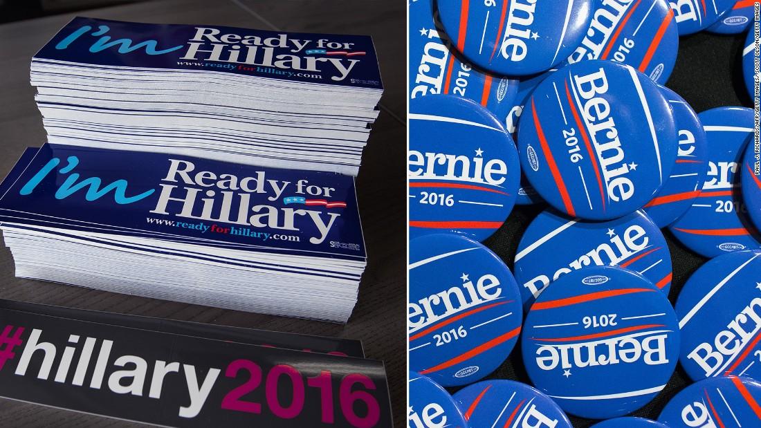 Bernie Sanders 'stunned' over polls