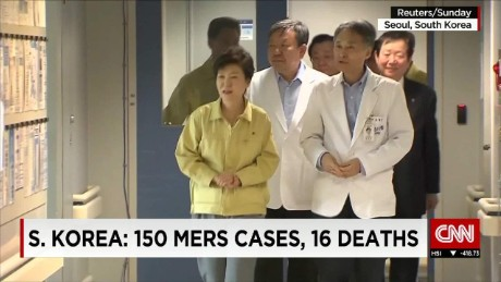 Does South Korea have the MERS outbreak under control?