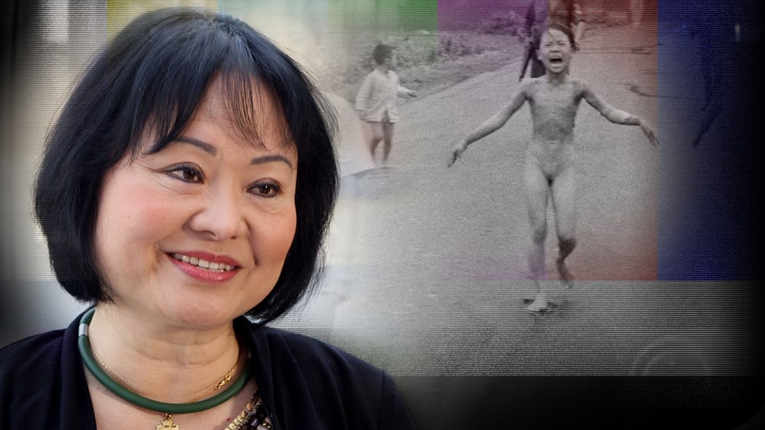 The girl in the picture: Kim Phuc's journey from war to forgiveness