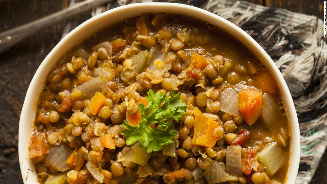 A nutritional powerhouse and great source of meatless protein, small beans like lentils are allowed in limited portions. Other beans or legumes like pinto and peanuts should be avoided.