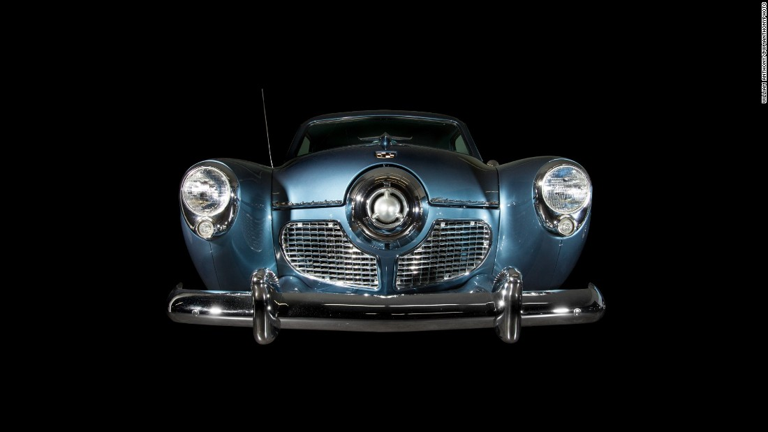 The faces of America\'s Car Museum   CNN Travel