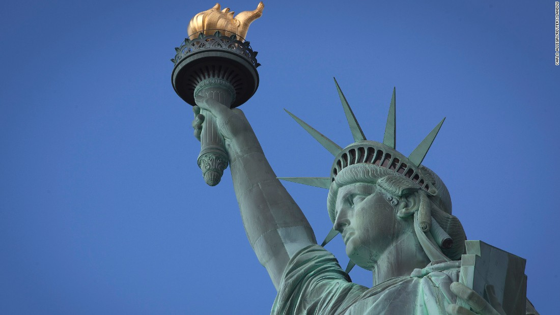Today marks the 130th anniversary of the Statue of Liberty, which arrived in New York from France on June 17, 1885.