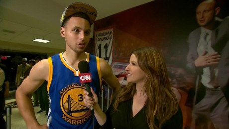 Curry: 'I've been dreaming about this'
