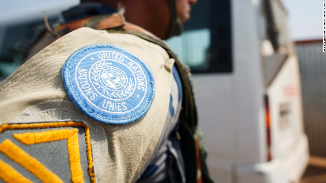 U.N. report: Sex exploitation by peacekeepers persists unacceptably
