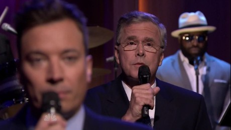 cnnee vo jeb bush with jimmy fallon news_00000000