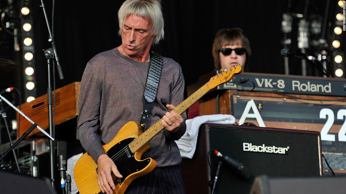 "British musician Paul Weller was frankly baffled by David Cameron's professed love of his band The Jam's searing satire on privilege and inequality ""The Eton Rifles."" Of Cameron, a former student at Eton, the UK's most elite private school, <a href=""http://www.newstatesman.com/music/2008/05/paul-weller-jam-album-song"" target=""_blank"">Weller said</a>: ""What part of it didn't he get?"""