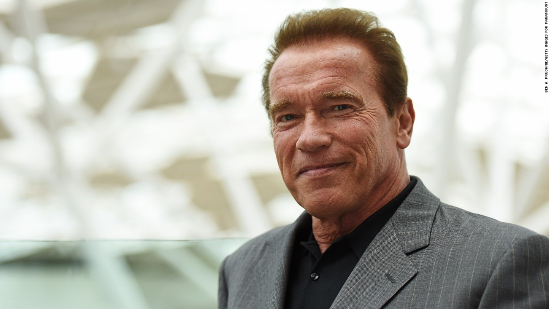 Arnold Schwarzenegger speaks out on Eliza Dushku allegations CNN