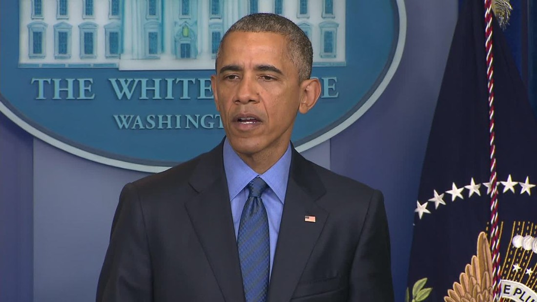 Obama: 'It's possible' San Bernardino shooting was terrorism