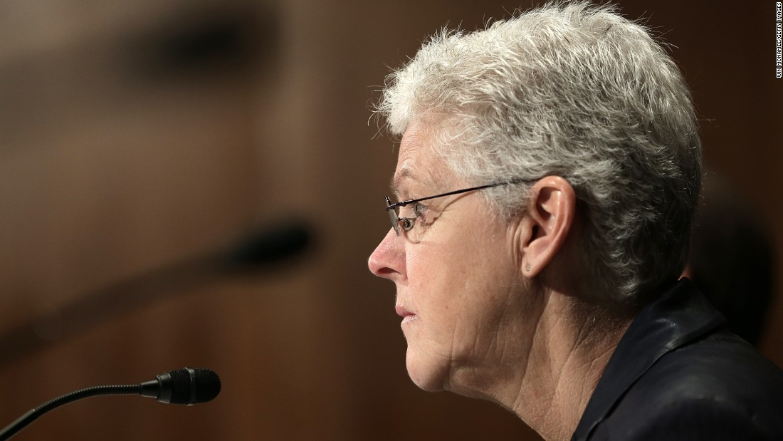EPA boss: Climate change could kill thousands