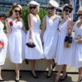 royal ascot ladies in white
