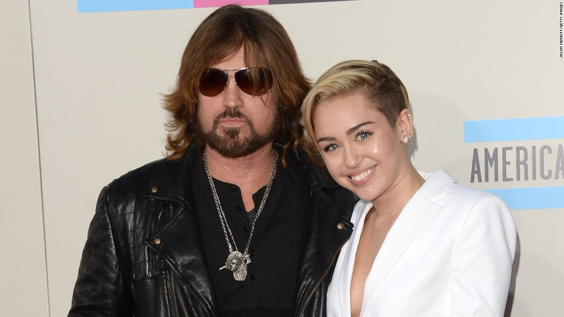 "Billy Ray Cyrus and daughter Miley share more than a love of singing and acting. The pair co-starred in the Disney Channel original series ""Hannah Montana."""